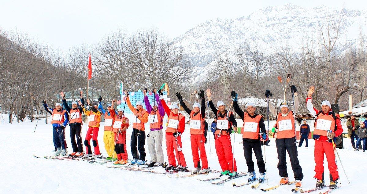 Arslanbob Winter Festival and Ski Challenge - Jalal-Abad Region, Kyrgyzstan