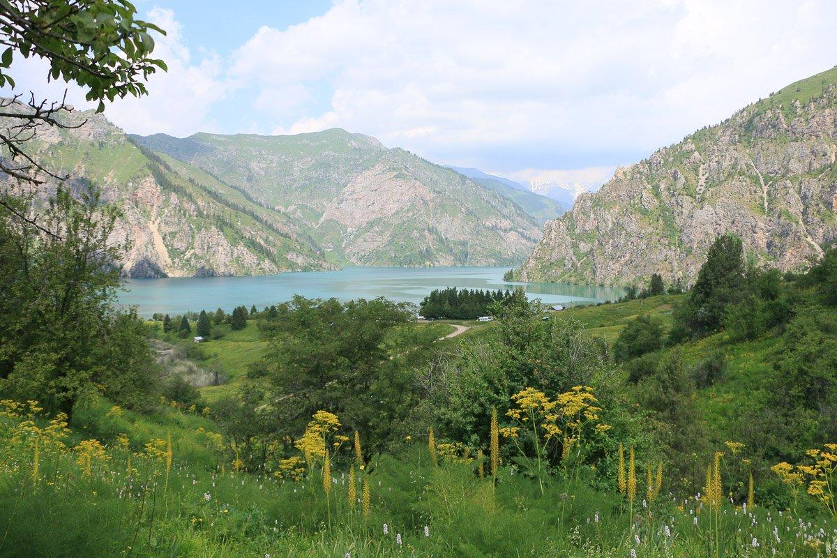 Sary-Chelek Lake and Nature Reserve, Jalal-Abad region Kyrgyzstan