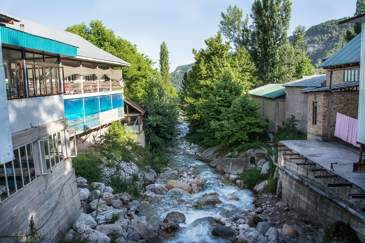 Arslanbob Village Stay, Jalal-Abad Region, Kyrgyzstan