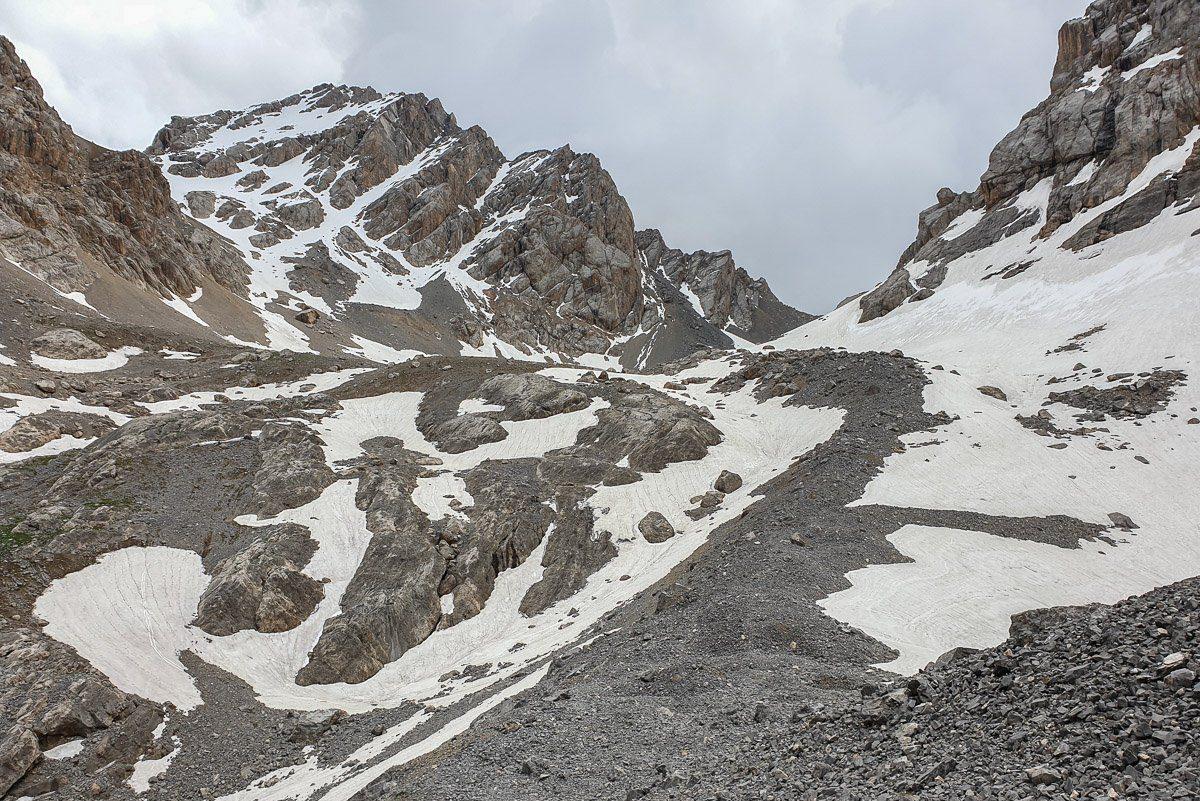 Arslanbob Holy Lake Trek, Friendship Pass - Jalal-Abad Region, Kyrgyzstan