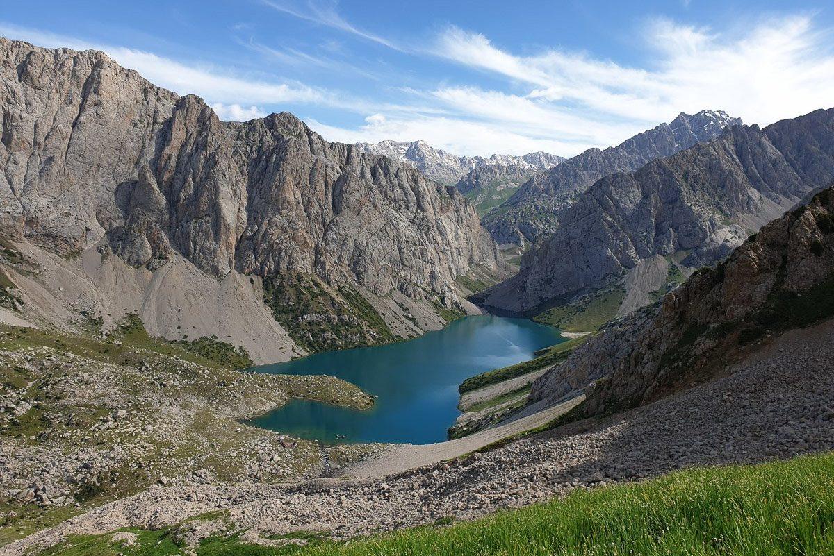 Arslanbob Holy Lake Trek, Kolkupan Lake - Jalal-Abad Region, Kyrgyzstan