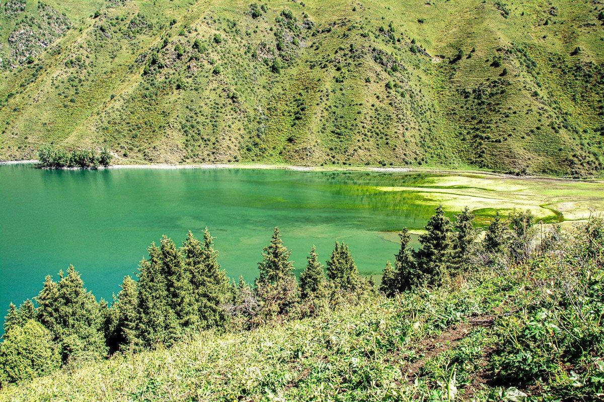 Horse Trek Arslanbob to Toktogul, Kapka Tash Lake - Jalal-Abad Region, Kyrgyzstan