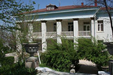 Jalal-Abad Sanitorium, Kyrgyzstan