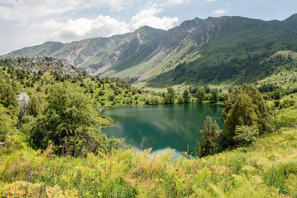 Sary-Chelek Day HIke Iri Lake, Jalal-Abad Region - Kyrgyzstan