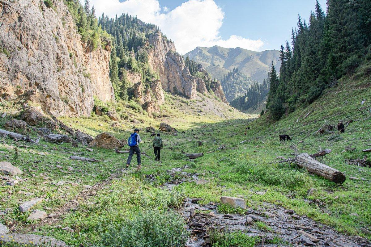 Sary-Chelek Trekking Adventure Oi-Alma Gorge - Jalal-Abad Region, Kyrgyzstan
