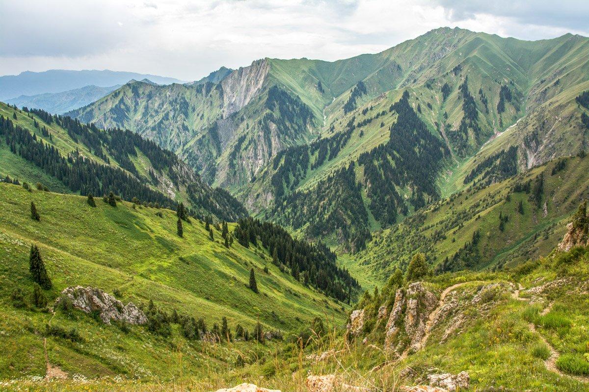 Sary-Chelek Horse Trek (4 Days), Arkit Gorge - Jalal-Abad Region, Kyrgyzstan
