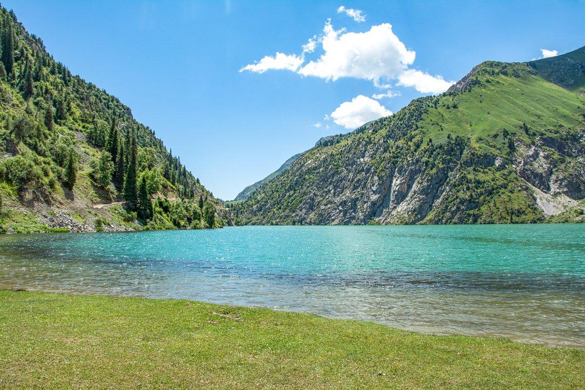 Sary-Chelek Horse Trek (4 Days), Kara-Kamysh Lake - Jalal-Abad Region, Kyrgyzstan