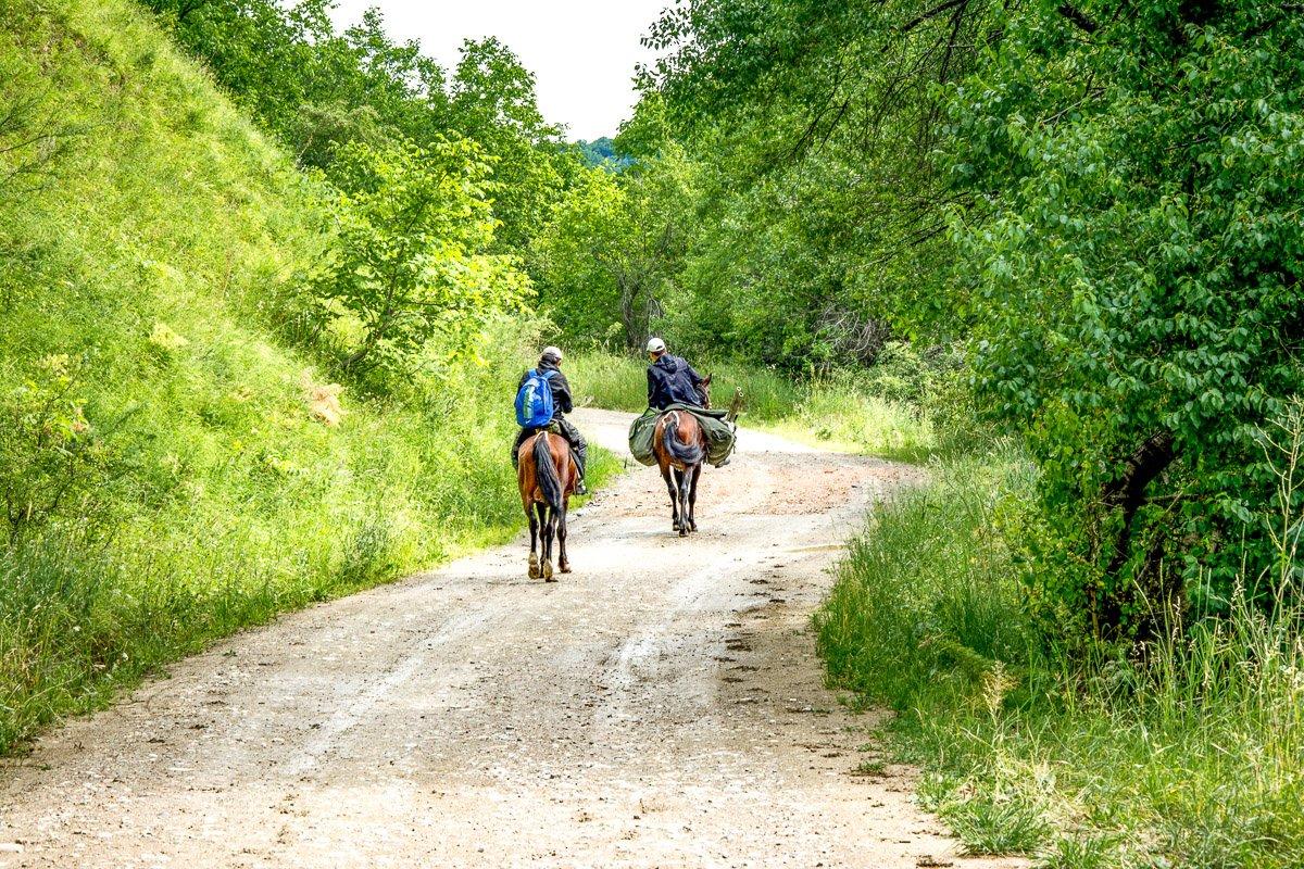 Sary-Chelek Horse Trek (4 Days) - Jalal-Abad Region, Kyrgyzstan