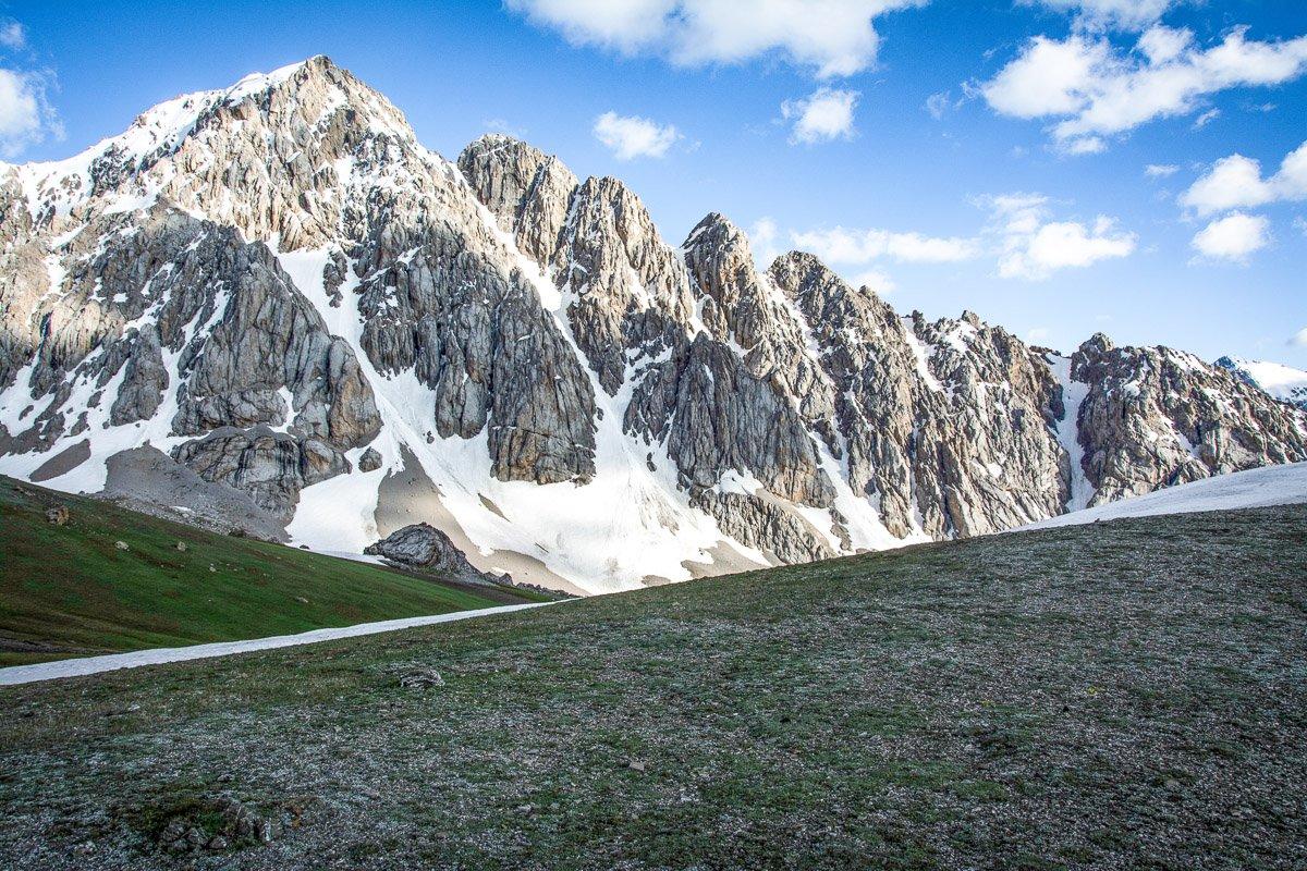 Ultimate Arslanbob Trekking Adventure, Babash Ata Mountain Range - Jalal-Abad Region, Kyrgyzstan