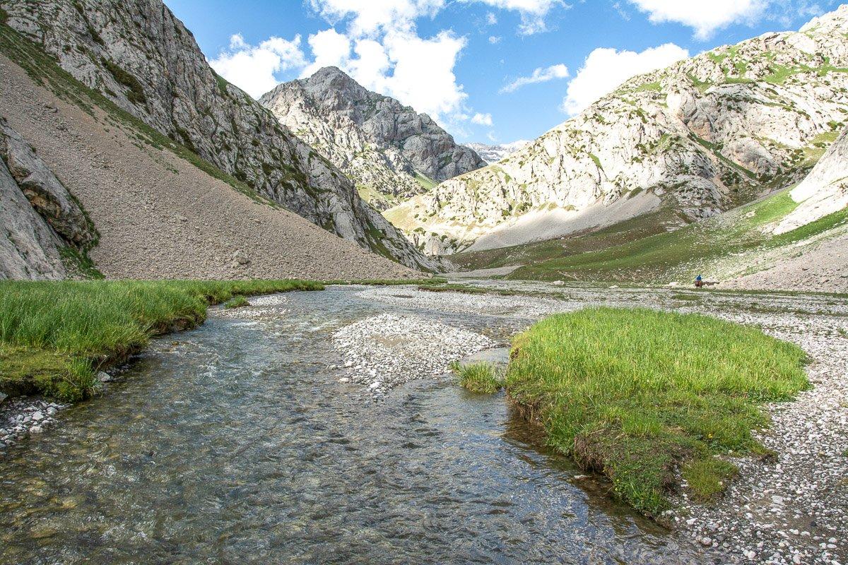 Ultimate Arslanbob Trekking Adventure, Kerei Canyon - Jalal-Abad Region, Kyrgyzstan