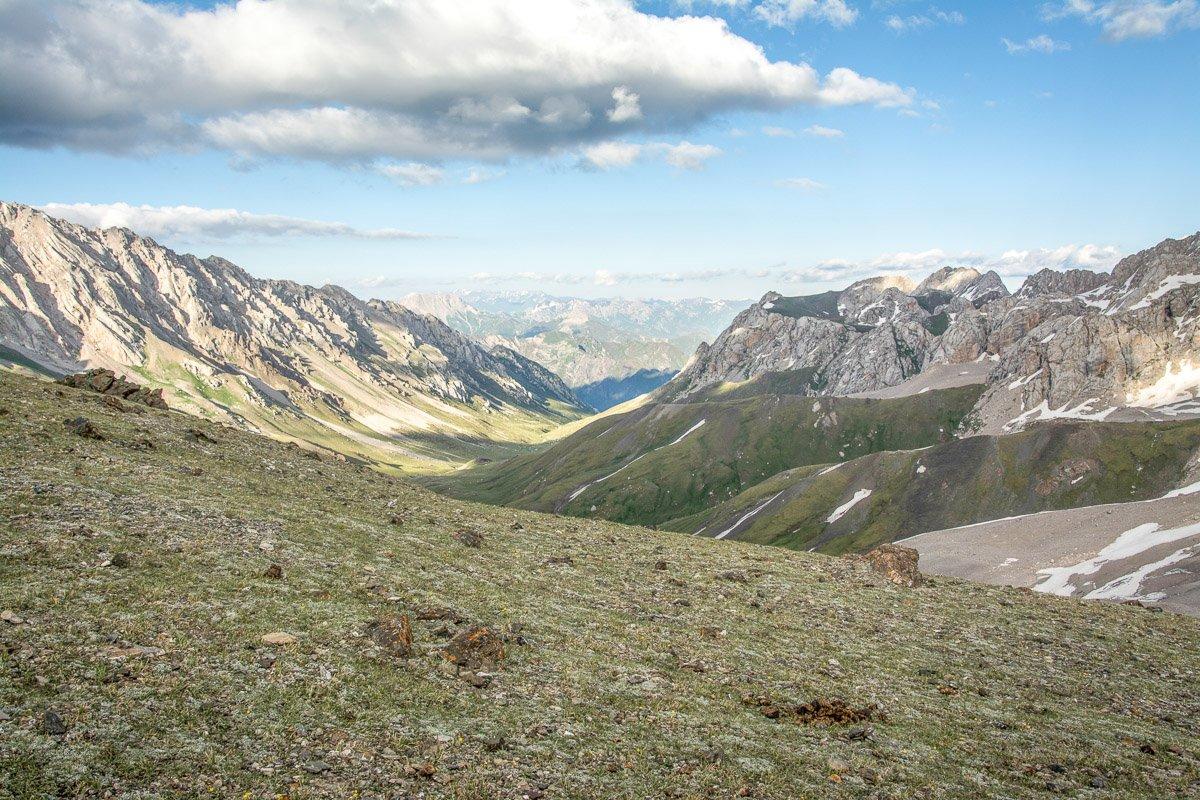 Ultimate Arslanbob Trekking Adventure, Kerei Descent - Jalal-Abad Region, Kyrgyzstan