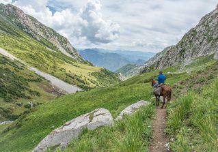 Ultimate Arslanbob Trekking Adventure, End of Trek - Jalal-Abad Region, Kyrgyzstan